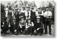 Thompson and Morgan staff at the turn of the century