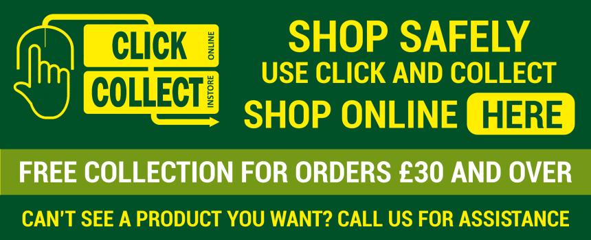 Buckingham Garden Centre Web Shop