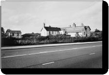 Early site - London Road, Ipswich