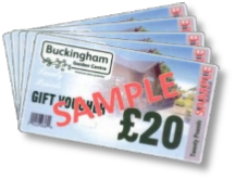 Buckingham Garden Centre gift vouchers
